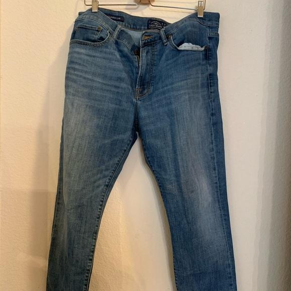 Lucky Brand Heritage Slim men's jeans 36 x 30
